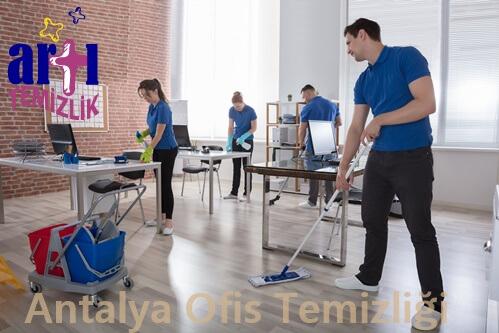 Antalya Ofis Temizlik Şirketleri