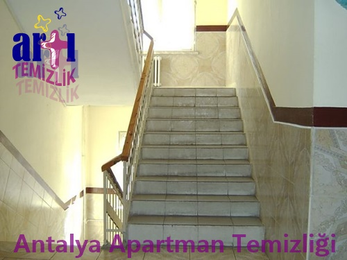 Antalya Apartman Temizliği Hizmetleri