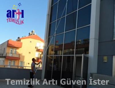 Antalya Dış Cephe temizliği