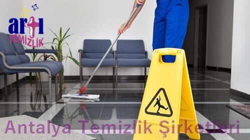 Işıl Işıl Evler için Antalya Temizlik Şirketleri