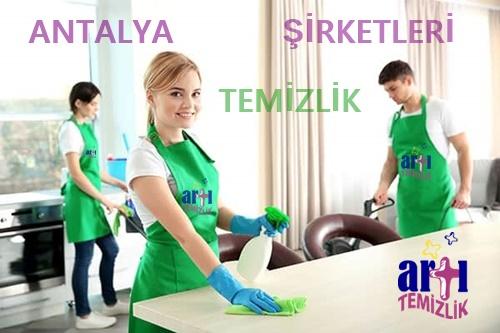 Evdeki Yardımcınız; Antalya Temizlik Şirketleri