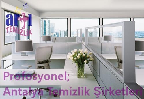 Firmamızın Antalya temizlik şirketleri arasındaki yeri